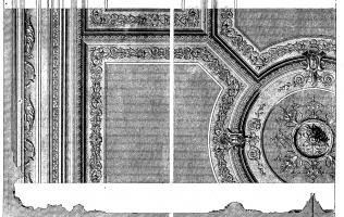 Лепнина и роспись потолков 14 | Каталог архитектора (вып. 10)