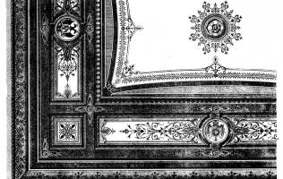 Лепнина и роспись потолков 16 | Каталог архитектора (вып. 10)