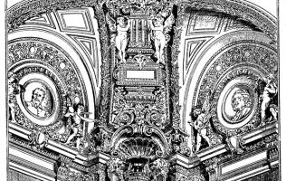Лепнина и роспись потолков 17 | Каталог архитектора (вып. 10)