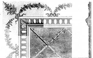 Лепнина и роспись потолков 18 | Каталог архитектора (вып. 10)