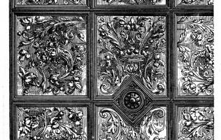 Лепнина и роспись потолков 21 | Каталог архитектора (вып. 10)