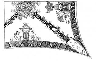 Лепнина и роспись потолков 22 | Каталог архитектора (вып. 10)