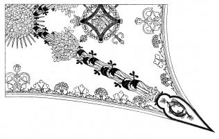 Лепнина и роспись потолков 23 | Каталог архитектора (вып. 10)