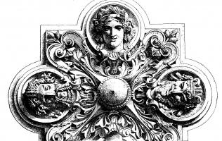 Лепнина и декор 12 | Каталог архитектора (вып. 12)
