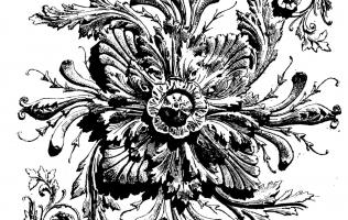 Лепнина и декор 22 | Каталог архитектора (вып. 12)