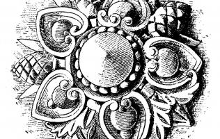 Лепнина и декор 23 | Каталог архитектора (вып. 12)