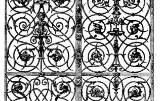 Архитектурные детали 3 | Каталог архитектора (вып. 13)