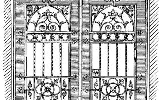 Архитектурные детали 4 | Каталог архитектора (вып. 13)