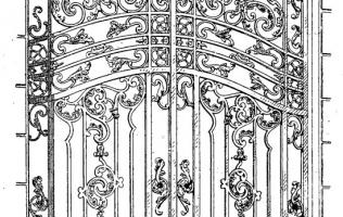 Архитектурные детали 10 | Каталог архитектора (вып. 13)