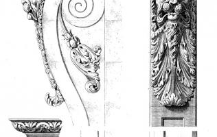 Архитектурные детали 15 | Каталог архитектора (вып. 13)