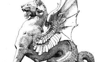 Львы и грифоны 2   Каталог архитектора (вып. 14)
