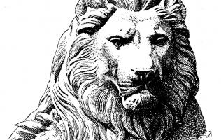 Львы и грифоны 10   Каталог архитектора (вып. 14)