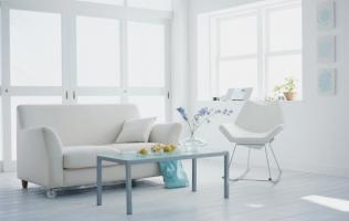 8. Использование более 3 цветов | Десять ошибок в интерьере маленькой квартиры