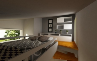 Дом площадью 10 квадратных метров