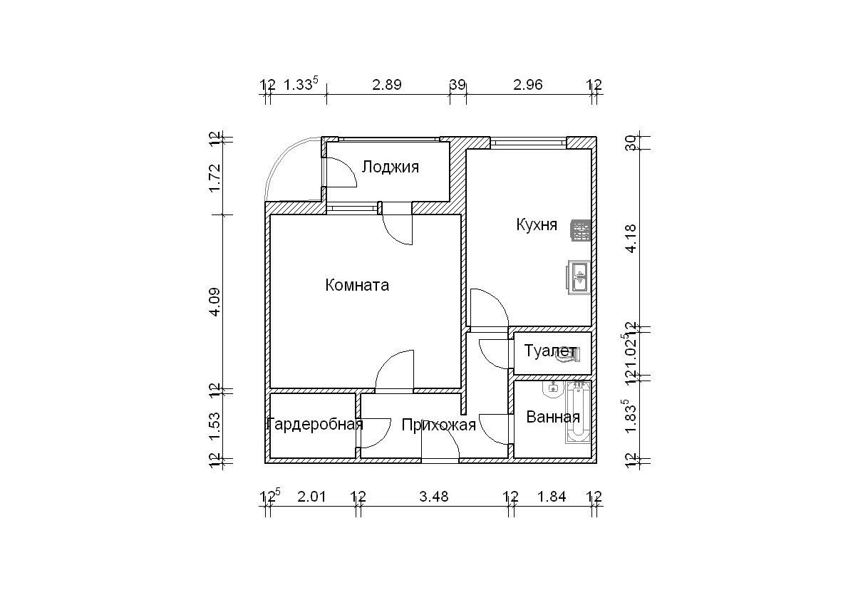 Дом п 111м размер балкона..